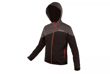 endura veste softshell singletrack noir xl