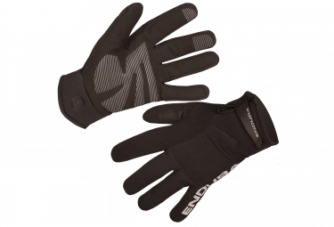 ENDURA Winter Gloves Female STRIKE II Black