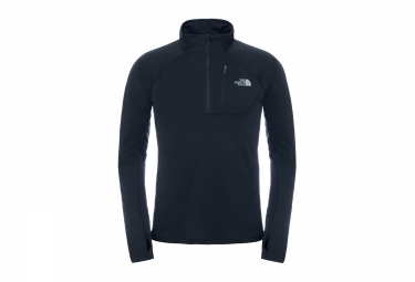 maillot manches longues the north face impulse active noir s