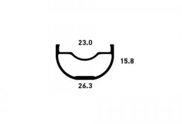 paire de roues notubes ztr crest mk3 neo 29 15mm 12x142mm corps shimano sram 2016 no