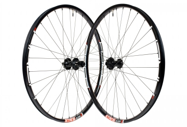 Paire de roues notubes ztr arch mk3 neo 29 15mm 12x142mm corps shimano sram