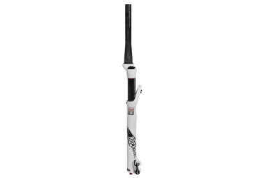 fourche rockshox fourche sid wc 29 axe 15mm solo air conique 2017 blanc 100