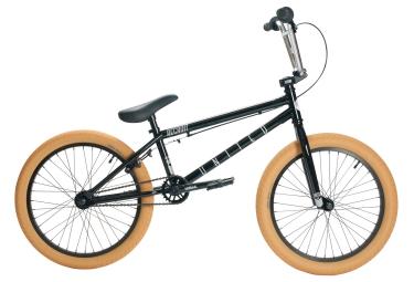 BMX Freestyle UNITED RECRUIT Jr 20´´ 2017 Noir