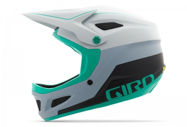 GIRO DISCIPLE MIPS Full Face Helmet Grey Green