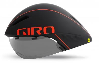casque aero giro aerohead mips noir orange s 51 55 cm