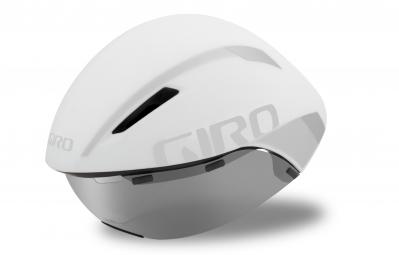 casque aero giro aerohead mips blanc argent s 51 55 cm