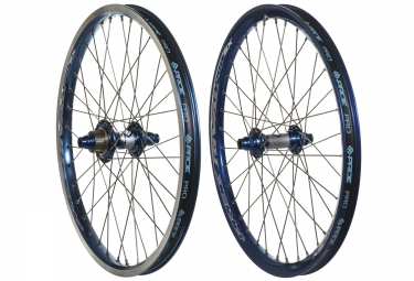 PRIDE RACING RIVAL PRO SX 20'' Wheelset Blue