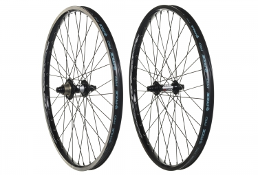 PRIDE RACING RIVAL PRO SX 24'' Wheelset Black