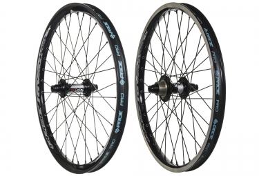 PRIDE RACING RIVAL PRO SX 20´´ Wheelset Black