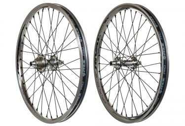 PRIDE RACING RIVAL PRO SX 20'' Wheelset Polished