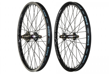 PRIDE RACING RIVAL PRO SX 20'' Wheelset Oil Slick