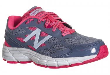 new balance chaussures enfant kj 880 violet rose 35