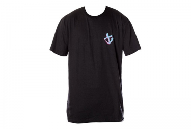 T shirt volume 3d anchor noir m