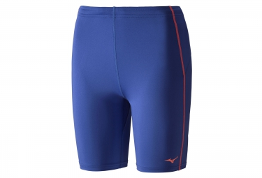 cuissard running femme mizuno core bleu xs