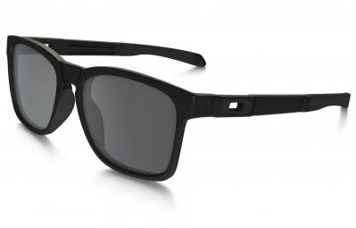 lunettes oakley catalyst noir noir polarise ref oo9272 09