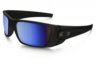lunettes oakley fuel cell noir bleu prizm deep water ref oo9096 d8