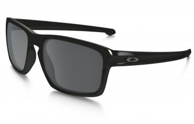 lunettes oakley sliver noir noir iridium polarise ref oo9262 09