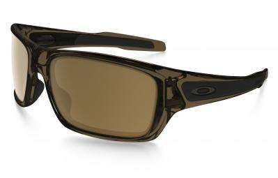 lunettes oakley turbine marron marron ref oo9263 02