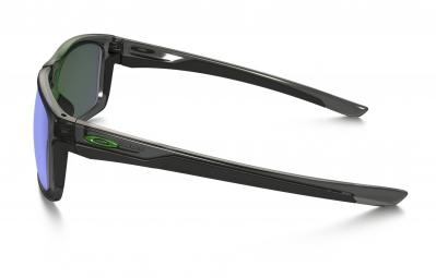 lunettes oakley mainlink gris vert iridium ref oo9264 04