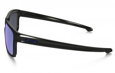 lunettes oakley sliver moto gp noir bleu iridium ref oo9262 28