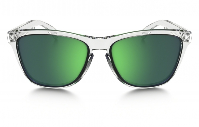 Lunettes Oakley FROGSKINS CRYSTAL COLLECTION clear green