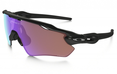 Lunettes OAKLEY RADAR EV PATH Noir - Violet Prizm Golf Réf OO9208-44