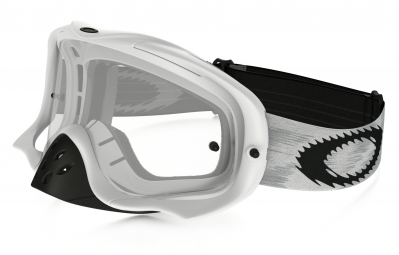 Masque Oakley CROWBAR MX clear white