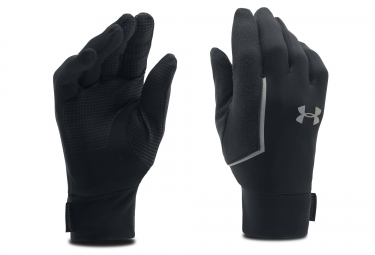 Gants Hiver Under Armour No Breaks Armour Liner Noir