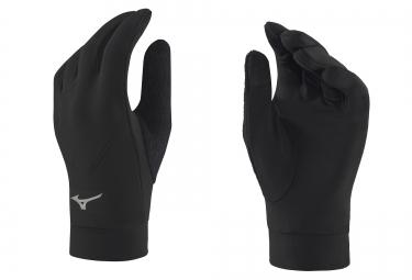 gants hiver mizuno essential noir s