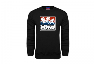 sweat usa bmx riders on stacked noir m