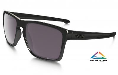 lunettes oakley sliver xl noir noir prizm daily polarise ref oo9341 06