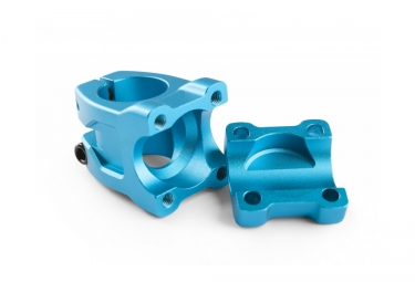 potence dartmoor fury v2 longueur 35mm diametre 25 4mm bleu