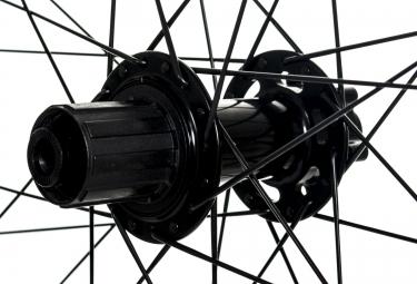 Paire de Roues SPANK SPIKE RACE 33 27.5´´ | Av 20x110mm | Ar 12x150mm | Noir