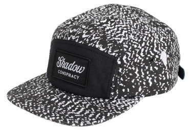 casquette shadow static camp noir