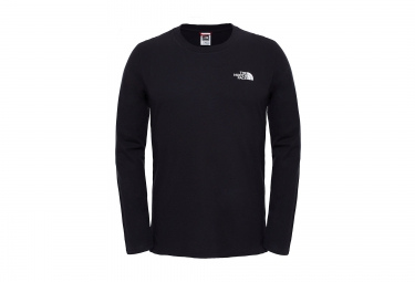 T-Shirt Long Sleeves THE NORTH FACE Easy Black