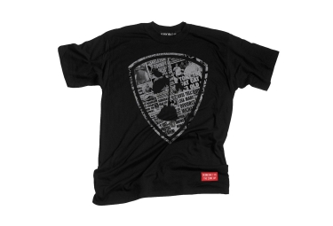t shirt subrosa x the come up collab noir m