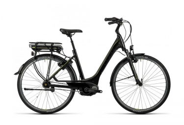 velo de ville electrique cube travel hybrid 500 easy entry shimano nexus 7v noir jau