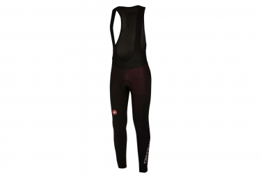 CASTELLI Long Thermal Bibtight MENO 2 Black