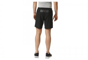 Short de Sport adidas SUPERNOVA Noir