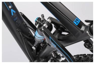 VTT Complet Tout-Suspendu Cube Stereo 120 HPA Race 27.5'' Noir / Bleu / Noir 2016