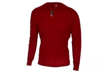 sous maillot castelli procaccini wool rouge s