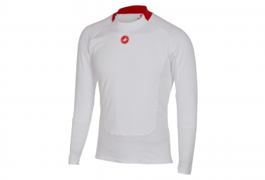 CASTELLI Base Layer PROSECCO White