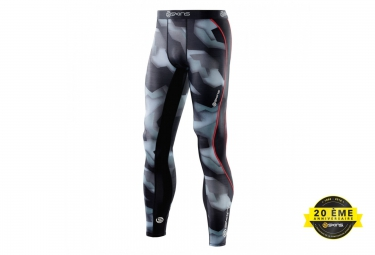 Collant long de compression skins dnamic camouflage xl
