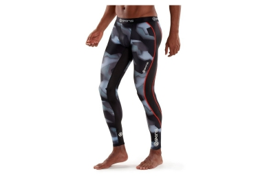 Collant Long de Compression SKINS DNAmic Camouflage