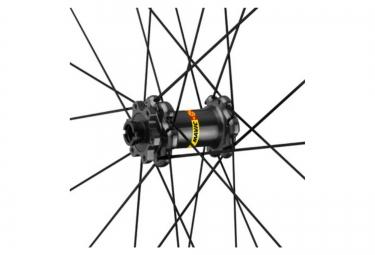 Paire de Roues MAVIC 2017 Crossmax Pro Carbon WTS 29 | Boost 15x110 mm - 12x148 mm | Corps Shimano/Sram | Pneu Pulse 2.25