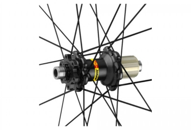 MAVIC Wheelset 2017 Crossmax Pro Carbon WTS 29 | 15 mm | 12x142 mm | Body Shimano/Sram | Pulse 2.25