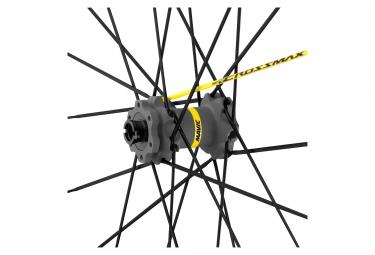 Paires de Roues MAVIC Crossmax Pro WTS 29 | Boost 15x110 mm | 12x148 mm | Corps Shimano | Pneu Pulse 2.25 | 2017