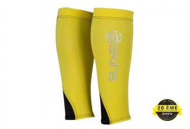 Manchons de compression skins essentials jaune xs