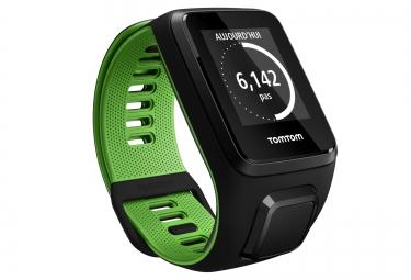 Montre GPS Tomtom RUNNER 3 CARDIO Bracelet Large Noir