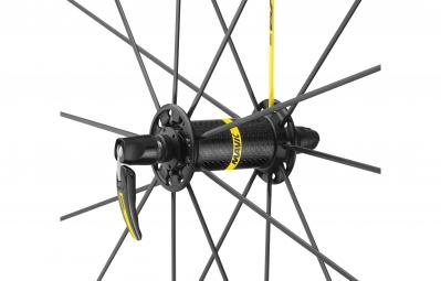Paire de roues Mavic 2017 Ksyrium Pro SL - Sram/Shimano - Yksion Pro 25mm